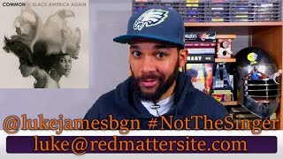 Common - Black America Again Album Review (Overview + Rating)