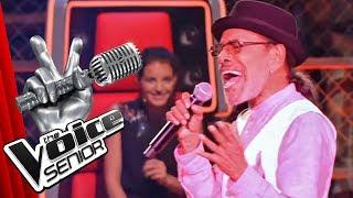 Santana - Corazon Espinado ft. Mana (Eduardo Villegas)   The Voice Senior   Sing-Offs   SAT.1