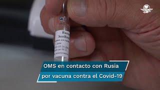 """Este martes, el presidente ruso Vladimir Putin anunció que su país desarrolló la """"primera"""" vacuna contra el coronavirus"""