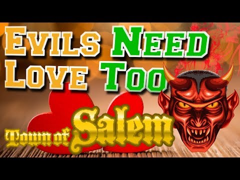 Evils Need Love Too | Town of Salem Coven Lovers Gamemode