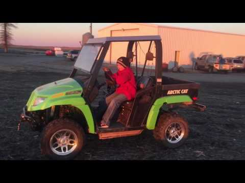 BigIron Online Auctions, Arctic Cat ATV, February 1, 2017