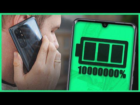 🔋📱 Smartfon z