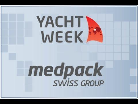 Medpack Swiss Group Yacht Week