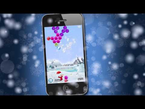 Bubble Shooter Adventures Christmas 2012   FREE iPhone & iPad game by Zariba
