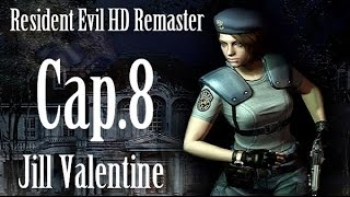 Resident Evil HD Remaster | Let's Play en Español | (Jill Valentine) Capitulo 8