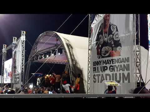 Benny Mayengani ~ Swani Fanela (Fill up Giyani Stadium)