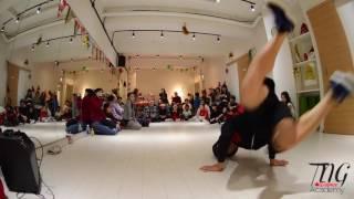 X MAS BATTLE 20161218 広尾ダンス