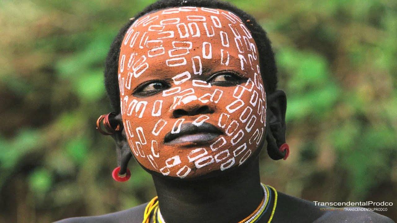 Tribal Body Art Youtube