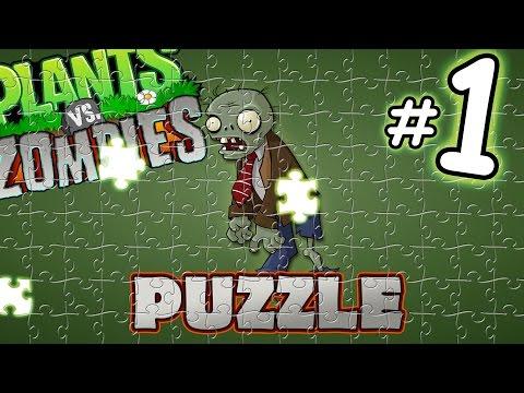 Играю в Растения против Зомби - ВЫЖИВАНИЕ - КРЫША (HARD) - Полное Прохождение