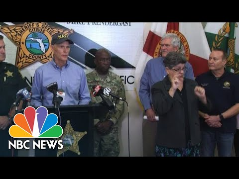 Governor Rick Scott On Hurricane Michael: This Storm Could Kill You | NBC News