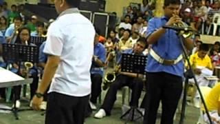 Banda 52 San Pedro Hermosa - Colours Of The Wind by Edwin Sarmiento
