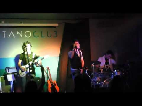 Patricio Guevara - It's My Life en VIVO, Caetano Club, La Plata