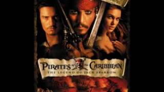 Pirates of the Caribbean The Legend of Jack Sparrow Soundtrack Boss fight
