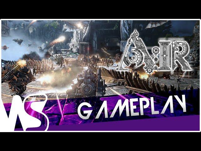 ASCENT INFINITE REALM [OBT TH] - Gameplay Donjon niveau 32 - Elementalist