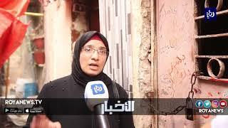 إجبار عائلة أردنية على إخلاء منزلها المستأجر بقرار قضائي - (2-10-2018)