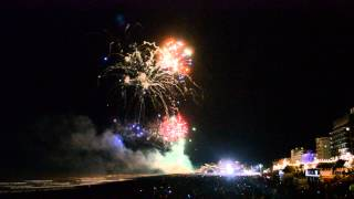 Fireworks, Airbourne, 2014 Thumbnail