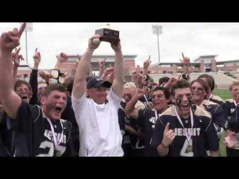 Jesuit Dallas Lacrosse - THSLL Championship Highlights - May 15, 2016