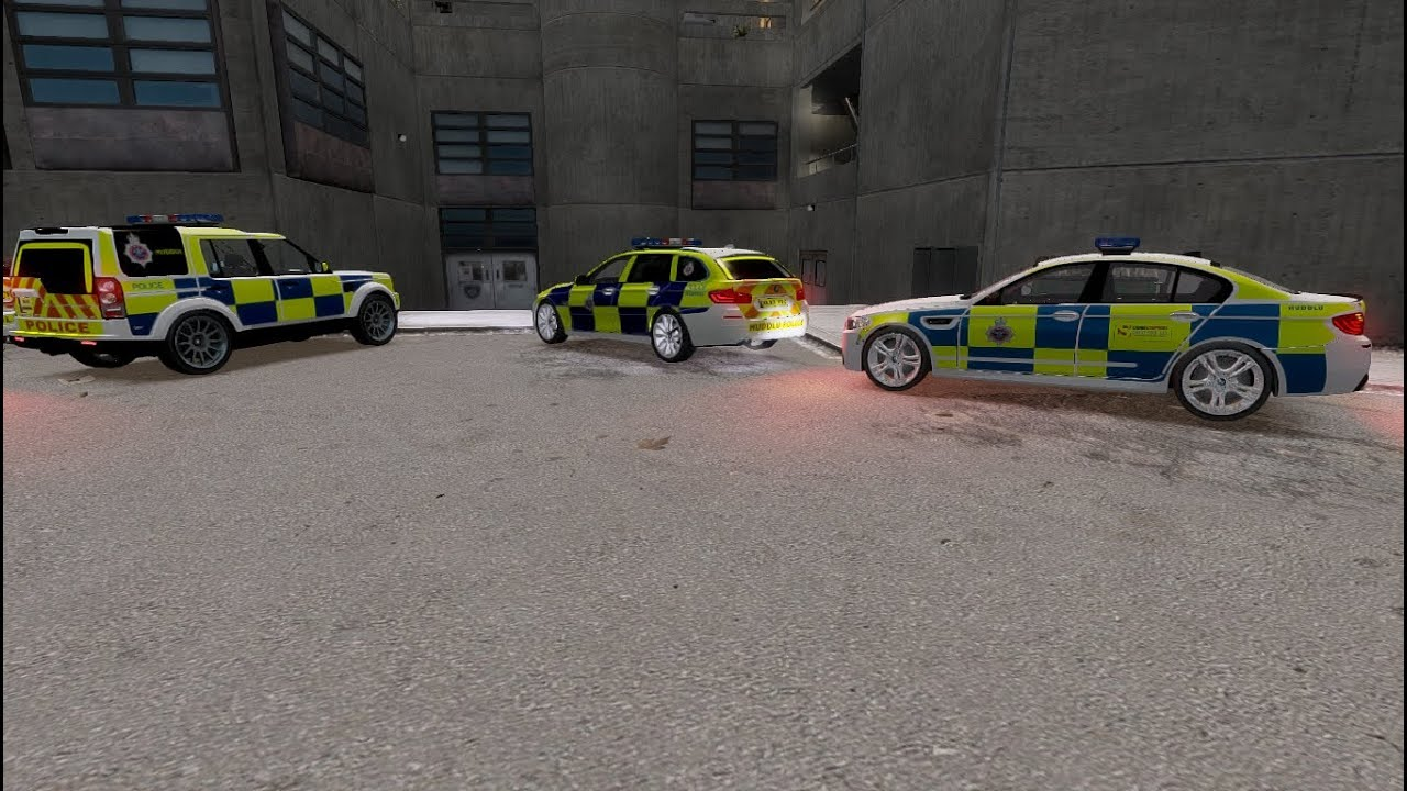 Gta 4 British Uk Police Mods Bmw M5 530d Land Rover Wip Pc Game Youtube