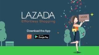 Download Lazada Mobile App Now!
