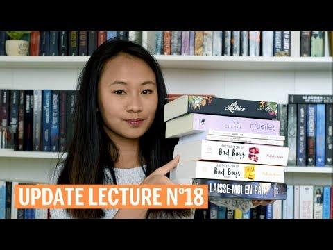 UPDATE LECTURE N°18 | ROMANCE ET THRILLER