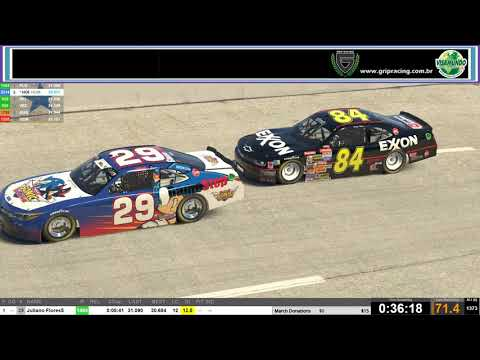 [ep 1223] The Quarantine 150 presented by Farxiga Texas Motor Speedway - 2009 - Oval | Replay