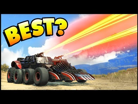 Crossout - BEST BUILD EVER!? (Crossout Gameplay)