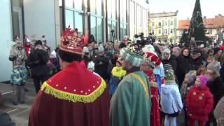 Orszak Trzech Króli 2015 Zduńska Wola