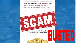 Renegade CryptoClub Busted - Scam Relieved
