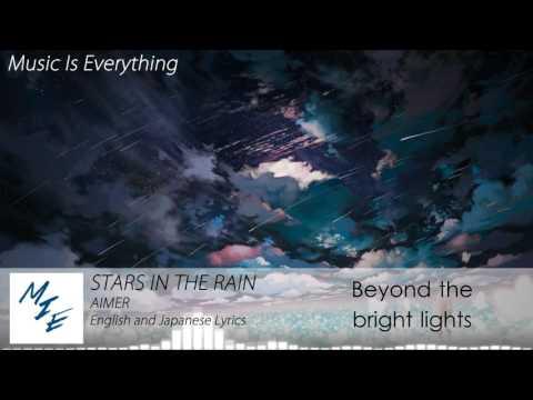 Aimer - Stars in the Rain (English Japanese Lyrics)