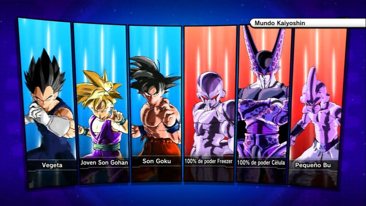 Kid Goku And Kid Vegeta Goku, Gohan & Vege...