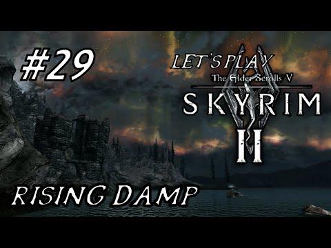 Let&39;s Play Skyrim 2 Modded - Orc Enchanter - 29 - Rising Damp