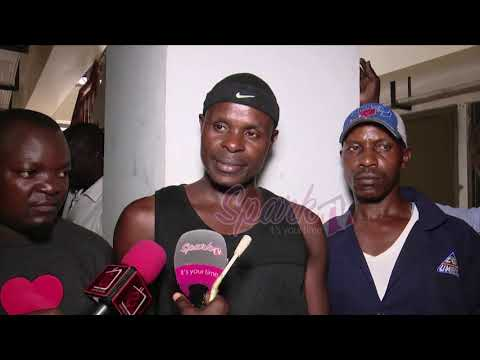 Live Wire: Sipapa meets youth to see how he can help them