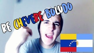 COMO son los ARGENTINOS? a los OJOS de UN VENEZOLANO   Algunas de sus PALABRAS - Besed TV Ξ