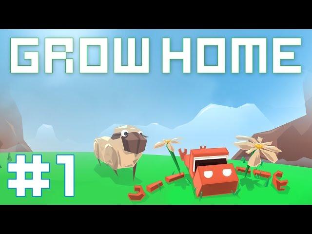 Grow Home (видео)