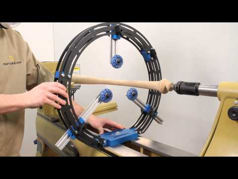 Carter MultiRest | Woodturning Bowl/Spindle Steady