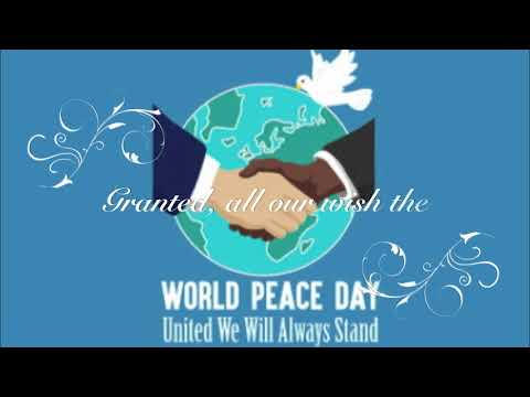 SING ONE LOVE TO THE WORLD BY Archie D' and Latigo Rapper