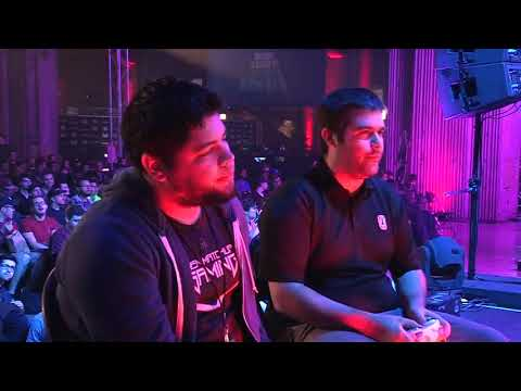 Highlights - Dreamhack Montreal - Melee Top 8 - 2017