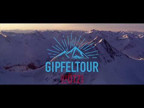 DJ Ötzi Gipfeltour 2018 - Silvretta Montafon