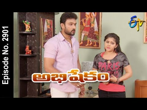 Abhishekam   4th May 2018  Full Episode No 2901   ETV Telugu