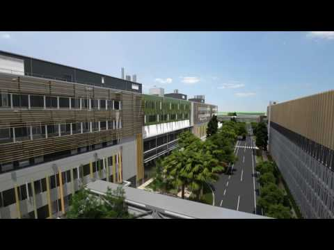 Latest fly through of the new Sunshine Coast University Hospital, August 2016