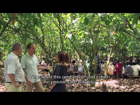Documentaire | For the love of Chocolate met Katja Schuurman