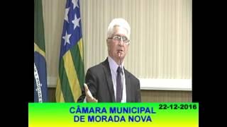 Francisco Ademazinho Pronunciamento 22 12 16