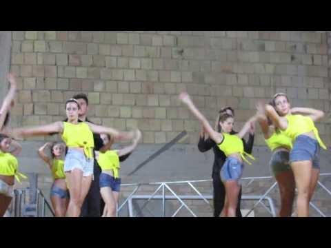 Revolution ballet studio ASD, esibizione live