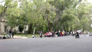rally de amalp bosque de la plata bsa wm20 triumph