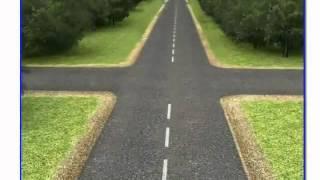 Общие правила проезда перекрестков.