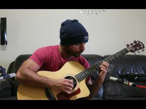 Nannaku Prematho Title Song Full Guitar solo| Jr | Rakul Preeet Singh | DSP
