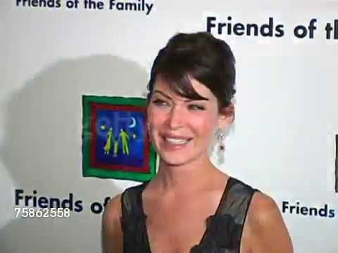 Lara Flynn Boyle 2005 Family Matters Benefit