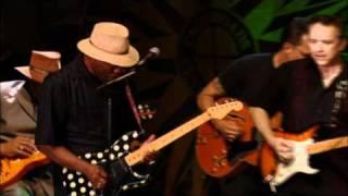 Eric Clapton, Robert Cray, Buddy Guy, Hubert Sumlin, Jimmie Vaughan (Sweet Home Chicago)