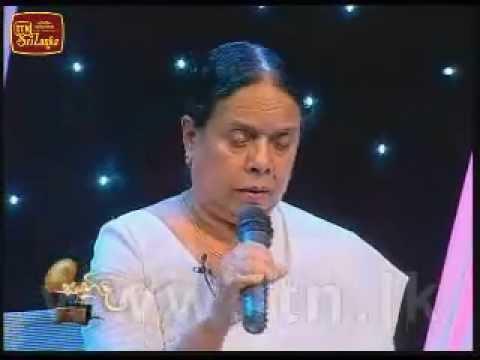 Ammawarune_ Nanda Malani: Lyrics: Mr.Darmasiri Gamage,  Origin.Music:Dr.Premasiri Kemadasa,  N.Music: Visarada Manoj Peiris,   Presenter: Suraweera  P.& Director: Udaya Kumara  A.P: Damith Heenatimulla & Sithara Kaluarachchi   V :Sanhinda (itn)