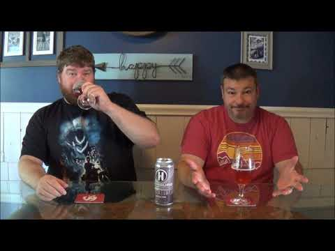 EBBB: Hamburg Blackberry Sauce (Imperial Gose) - Review #514